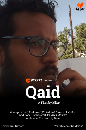 Qaid Poster
